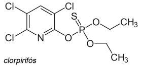 clorpirifos-formula