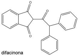 difacinona-formula
