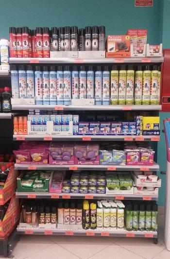 Los insecticidas del Mercadona – El desinsectador y