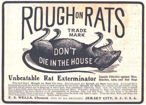 Foto 7. Anuncio publicitario publicado en 1907.