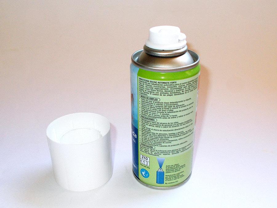 El uso de la bomba insecticida contra chinches el - Productos para fumigar ...