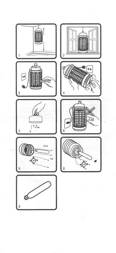 Sencillo manual de sencillo insectocu